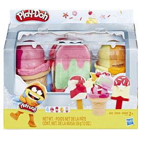Play-Doh Ice Pops 'n Cones