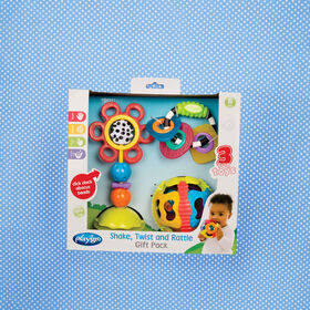 Playgro - Shake Twist And Rattle Gift Pack