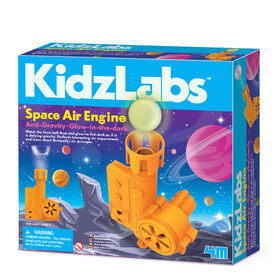 4M Kidzlabs Space Air Engine