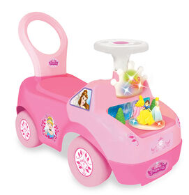 Lights N' Sounds Disney Princess Activity Ride-On