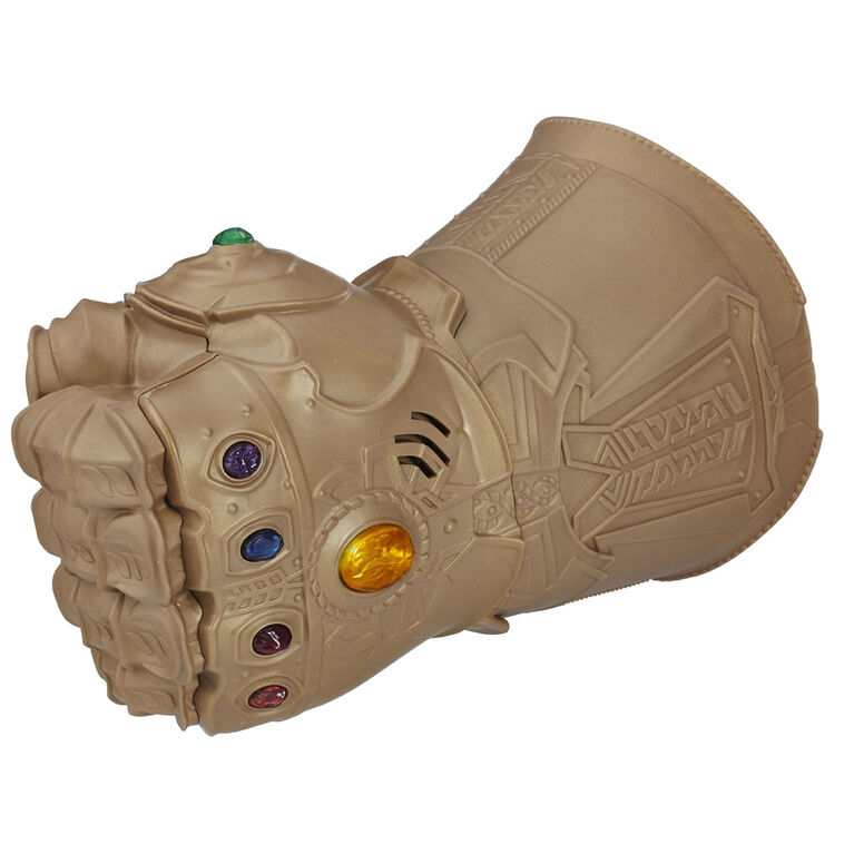 Marvel Infinity War Infinity Gauntlet Electronic Fist