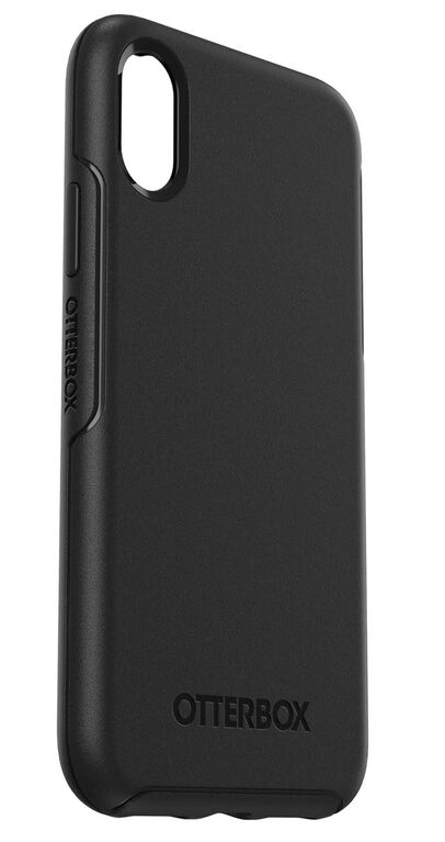 OtterBox Symmetry Case iPhone XS/X Black