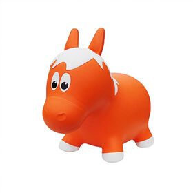 Farm Hoppers Cheval orange