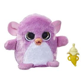furReal Fuzzalots Monkey Color-Change Interactive Feeding Toy