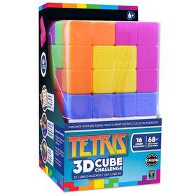 Tetris 3D Cube Challenge Game