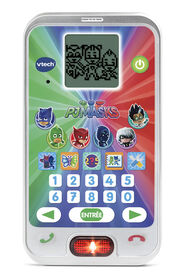VTech PJ Masks Super Learning Phone - French Edition
