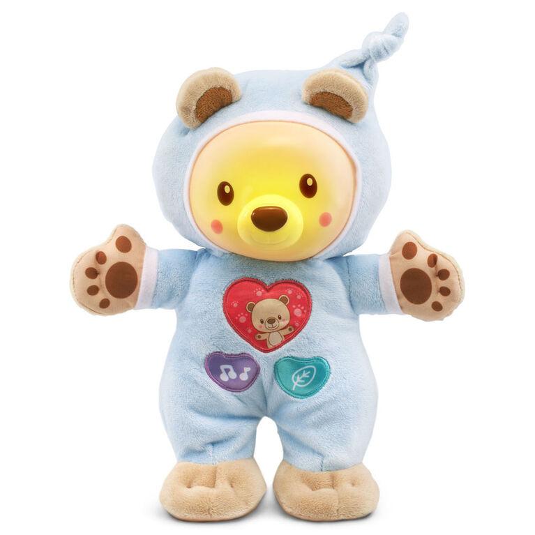 Sleepy Glow Bear - English Edition