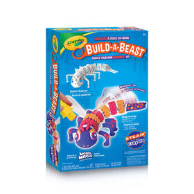 Crayola Build-A-Beast Craft Kit Dragonfly