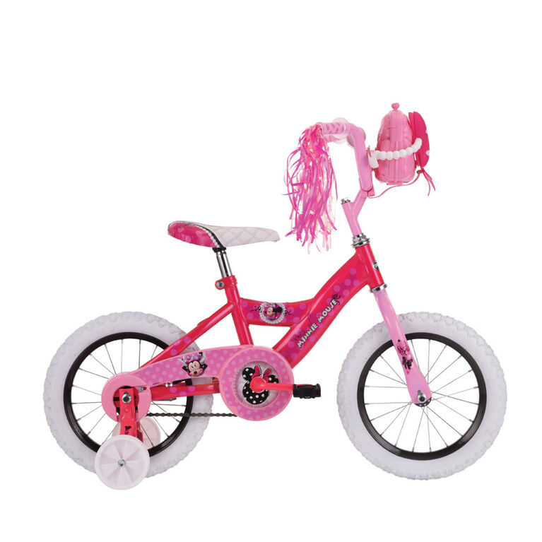 Huffy Disney Minnie Mouse Bike - 14 inch - R Exclusive