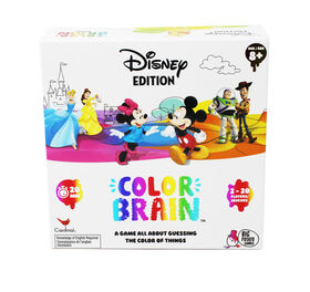 Big Potato - Disney Color Brain Family Quiz Game