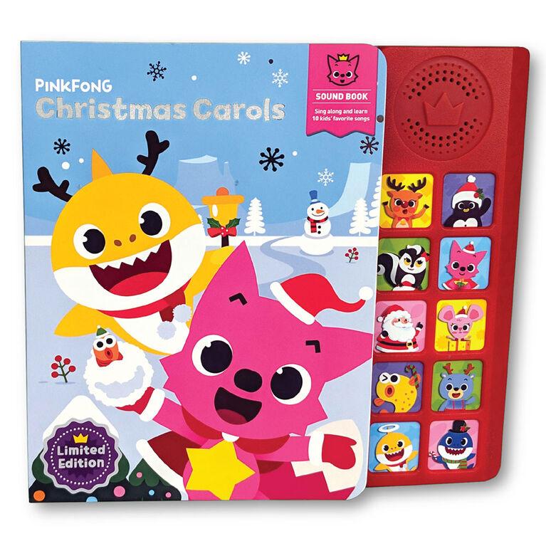 Pinkfong Christmas Sound Book - English Edition