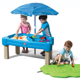Step2 - Cascading Cove Sand & Water Table