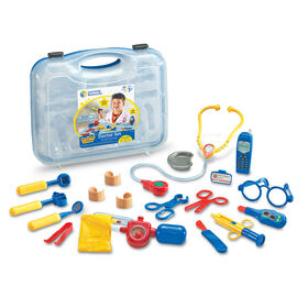 Learning Resources - Mallette de docteur Pretend & Play