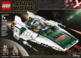 LEGO Star Wars  A-Wing Starfighter  de la Résistance 75248