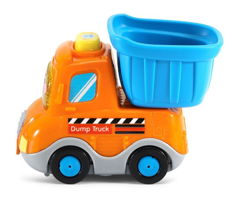 VTech Go! Go! Smart Wheels Dump Truck - English Edition