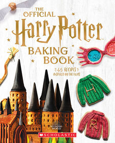 Scholastic - The Official Harry Potter Baking Book - English Edition