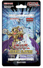 Yu-Gi-Oh! Secret Slayers Blister