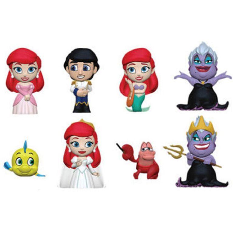 Funko Little Mermaid Mystery Minis - One Random Mystery Character