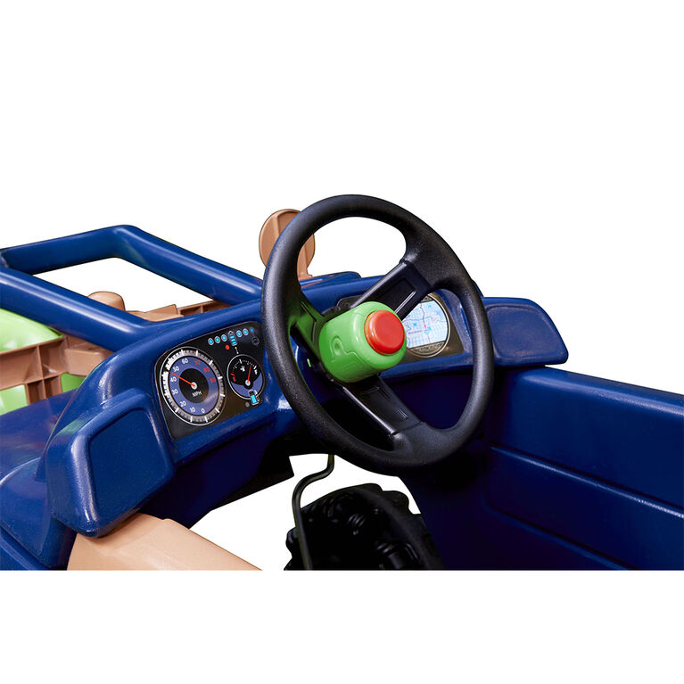 T-Rex Truck by Little Tikes, Dinosaur Ride-On for Kids