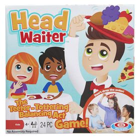 Head Waiter Game