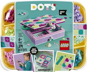 LEGO DOTS La boîte à bijoux 41915