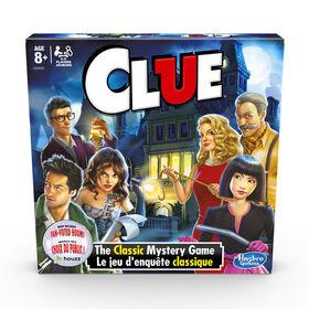 Hasbro Gaming - Clue - styles may vary