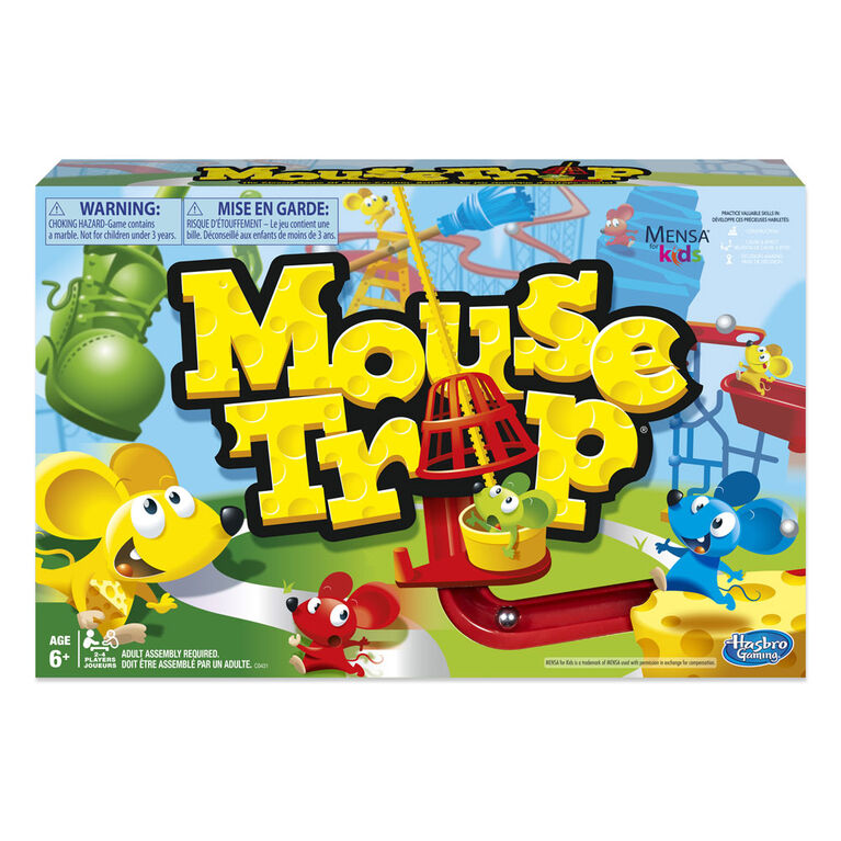 Hasbro Gaming - Mouse Trap