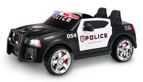 KidTrax 12V Dodge Charger Police Car