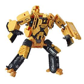 Transformers Toys Studio Series 41 Deluxe Class Transformers: Revenge of the Fallen Movie Constructicon Scrapmetal