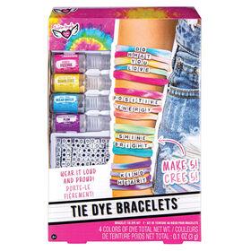 bracelet tie dye