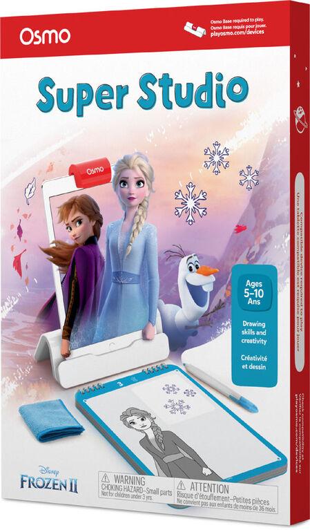 Osmo Super Studio: Frozen 2 iOS.