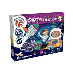 Science4You - Expédition spatiale - Notre exclusivité