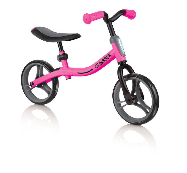 GO Balance Bike - Neon Pink