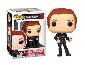 Figurine en Vinyle Natasha Romanoff Avec Bow par Funko POP! Black Widow