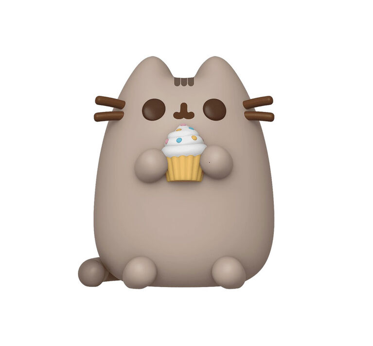 Funko POP! Pusheen - Pusheen with Cupcake - R Exclusive
