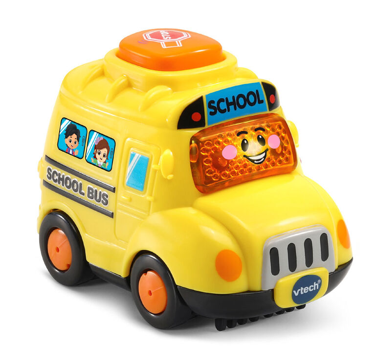 VTech Go! Go! Smart Wheels School Bus - English Edition