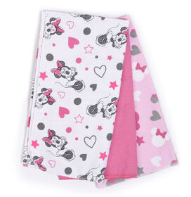 Disney Baby 3 Pack Receiving Blankets - Minnie Mouse