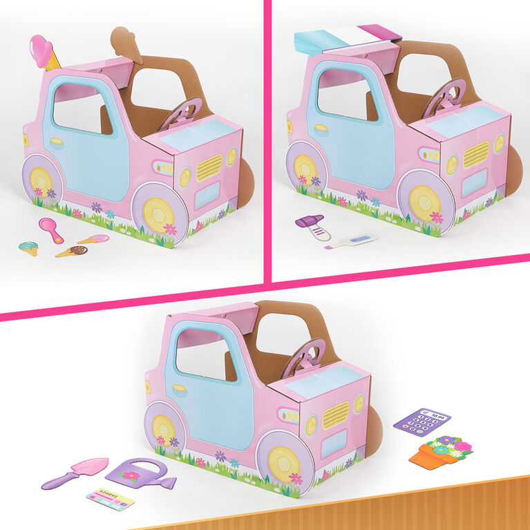 Pop2Play Toddler Pink Car by WowWee