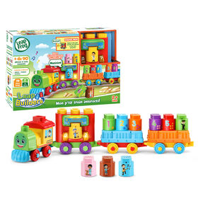 LeapFrog LeapBuilders 123 Counting Train - French Edition