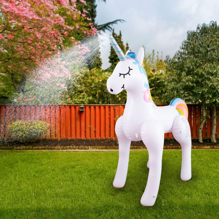 Licorne Splash Buddies Sprinkler - Édition anglaise