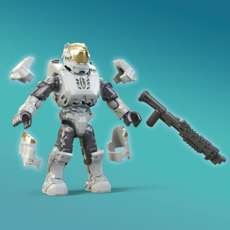 Mega Construx Halo Infinite UNSC Razorback Blitz