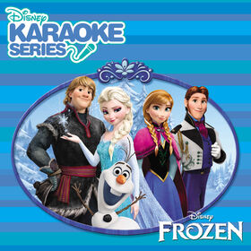 CD-Karaoke Disney Frozen
