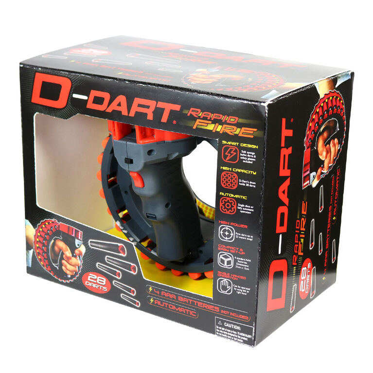 D-Dart Tempest - English Edition