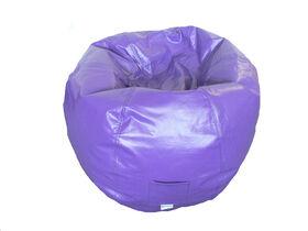 Boscoman - Large Vinyl w/Pocket Bean Bag - Purple