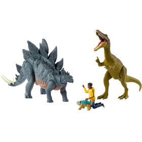 Jurassic World Camp Cretaceous - Coffret Aventures Au Camp