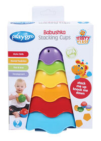Playgro - Babushka Stacking Cups