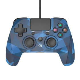 PlayStation 4 snakebyte GAME:PAD 4 S Wireless Camouflage Blue