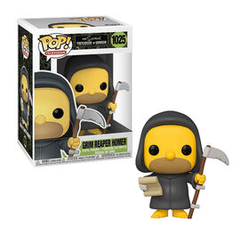 Funko POP! TV: The Simpsons The Treehouse of Horror - Grim Reaper Homer