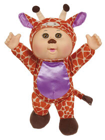 Chou Patch Enfants Serena Giraffe Zoo Cutie.