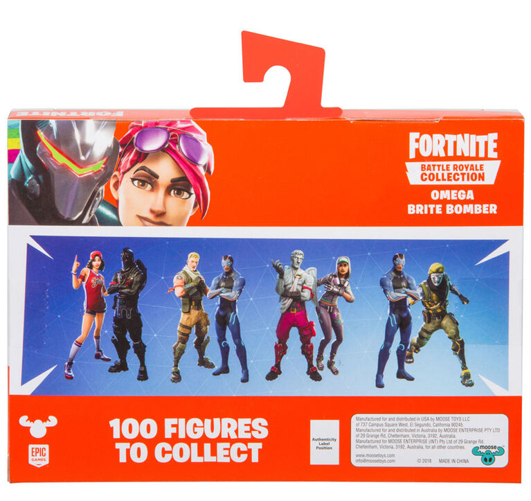 Fortnite Battle Royale Collection: Duo Pack - Sergeant Jonesy & Carbide